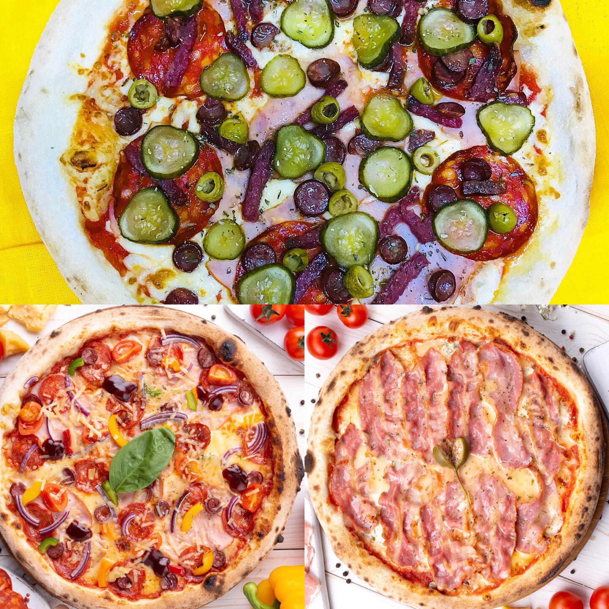 Комбо из пицц «Мясной»